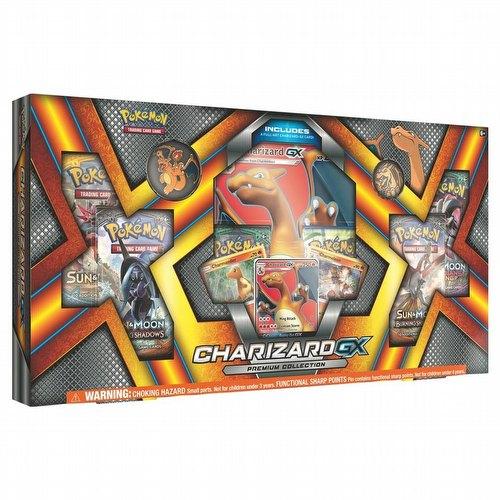 Pokemon TCG: Charizard-GX Premium Collection Box