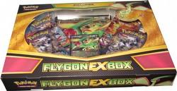 Pokemon TCG: Flygon-EX Box