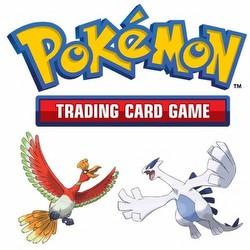 Pokemon TCG: Ho-Oh and Lugia Legendary Battle Deck Box
