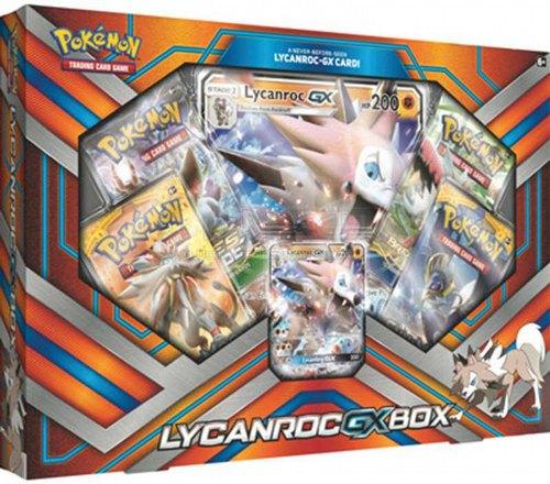 Pokemon TCG: Lycanroc-GX Case [12 boxes]