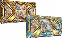 Pokemon TCG: Mega Camerupt-EX and Mega Sharpedo-EX Premium Collection Case [12 boxes]