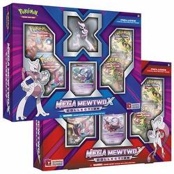 Pokemon TCG: Mega Mewtwo Collection Box