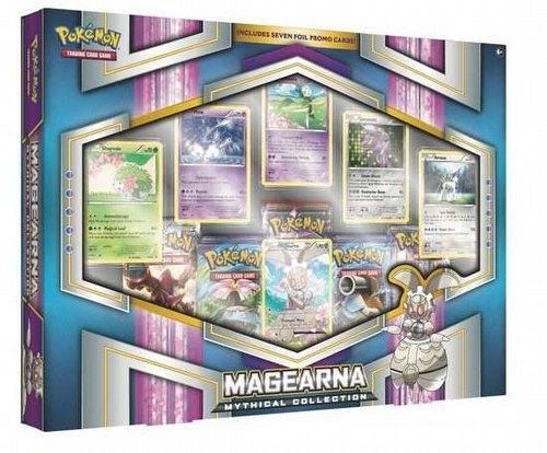 Pokemon TCG: Mythical Pokemon Collection - Magearna Box