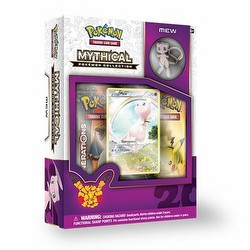 Pokemon TCG: Mythical Pokemon Collection - Mew Case [24 boxes]