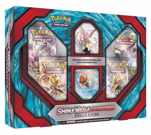 Pokemon TCG: Shiny Mega Gyarados Collection Box