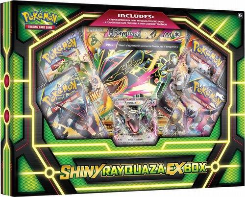 Pokemon TCG: Shiny Rayquaza-EX Case [12 boxes]