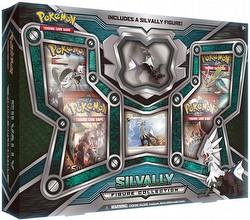 Pokemon TCG: Shiny Silvally Figure Collection Box