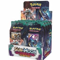 Pokemon TCG: Sun & Moon Guardians Rising Theme Starter Deck Box
