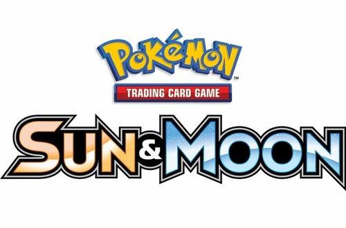 Pokemon TCG: Sun & Moon Booster Box Case [6 boxes]