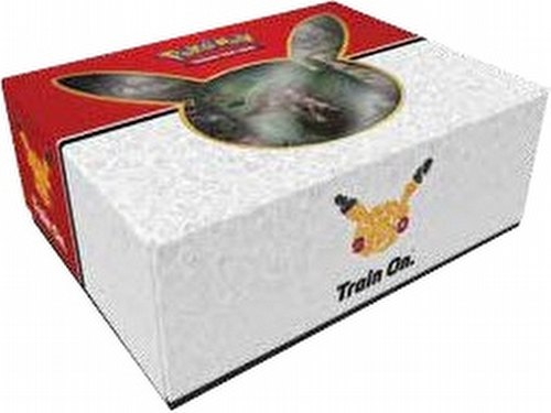 Pokemon TCG: 20th Anniversary Super Premium Collection - Mew and Mewtwo Case [4 boxes]