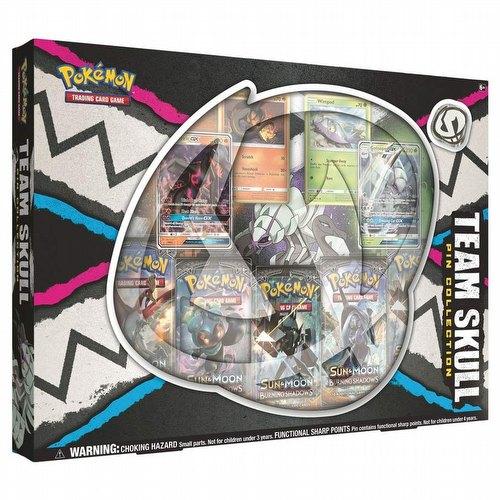 Pokemon TCG: Team Skull Pin Collection Box