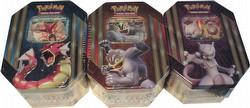Pokemon TCG: Spring 2016 Triple Power Tin Set [3 Tins]