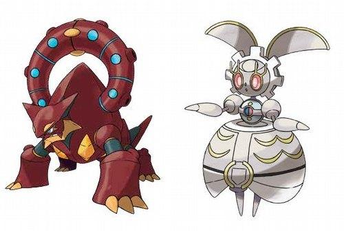 Pokemon TCG: Mythical Pokemon Collection - Volcanion/Magearna Case [12 boxes]
