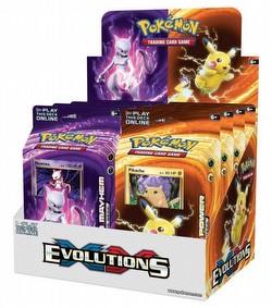 Pokemon TCG: XY Evolutions Theme Starter Deck Box