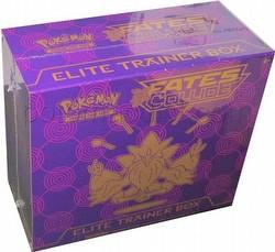 Pokemon TCG: XY Fates Collide Elite Trainer Box