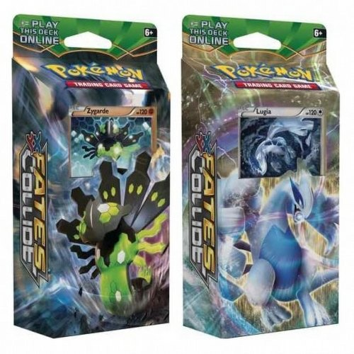Pokemon TCG: XY Fates Collide Theme Starter Deck Set [2 decks]