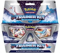 Pokemon TCG: XY Latias & Latios Trainer Box