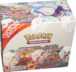 Pokemon TCG: XY Primal Clash Booster Box [March 2017 shipment]