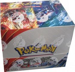Pokemon TCG: XY Primal Clash Theme Starter Deck Box