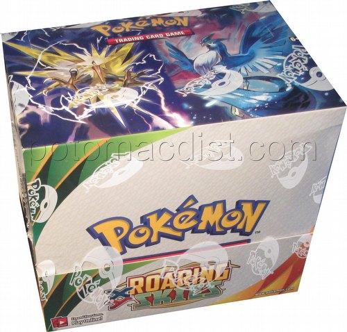 Pokemon TCG: XY Roaring Skies Theme Starter Deck Box