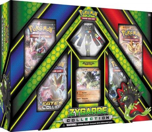 Pokemon TCG: Zygarde Collection Case [12 boxes]