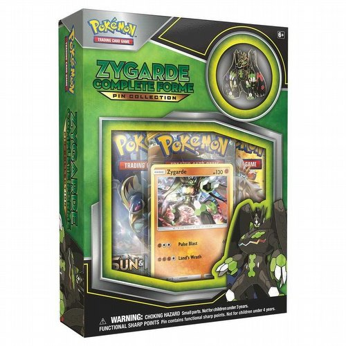 Pokemon TCG: Zygarde Collection Complete Case [24 boxes]