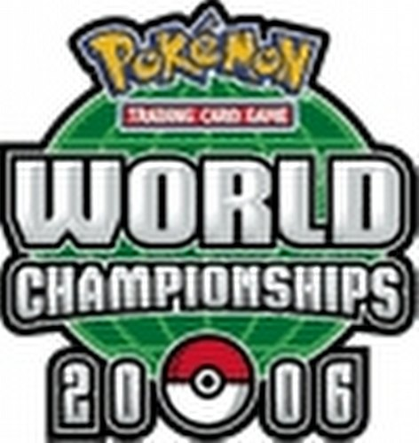 Pokemon: 2006 World Championship Starter Deck Box