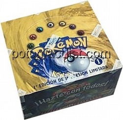 Pokemon TCG: Basic Booster Box [1st Edition/Spanish]
