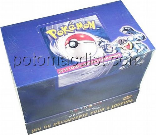 Pokemon TCG: Basic Two-Player Starter Deck Box [French]