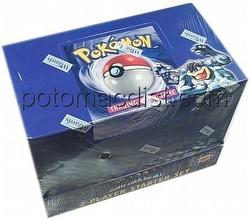 Pokemon TCG: Basic Two-Player Starter Deck Box [8 loose decks]