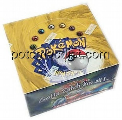 Pokemon TCG: Basic Booster Box [Unlimited]