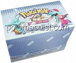 Pokemon TCG: E Aquapolis Theme Deck Box