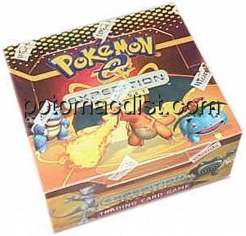 Pokemon TCG: E Expedition Booster Box
