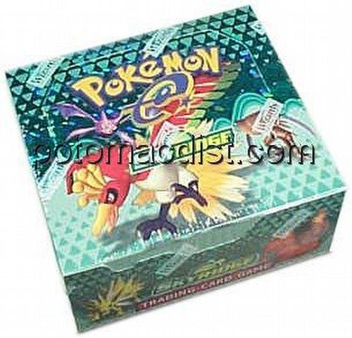 Pokemon TCG: E Skyridge Booster Box