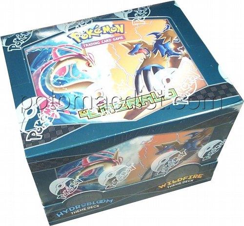 Pokemon TCG: EX Emerald Theme Starter Deck Box