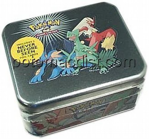Pokemon TCG: EX Holiday Tin
