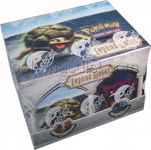 Pokemon TCG: EX Legend Maker Theme Starter Deck Box