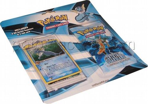 Pokemon TCG: EX Vapereon Value Pack