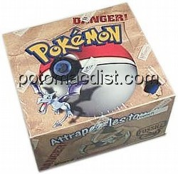 Pokemon TCG: Fossil Booster Box [French]