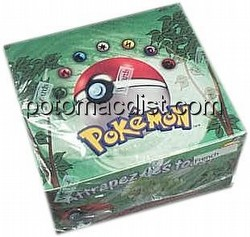 Pokemon TCG: Jungle Booster Box [French]