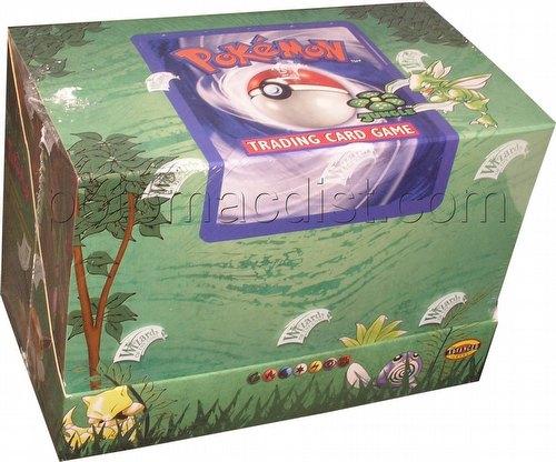 Pokemon TCG: Jungle Theme Deck Box