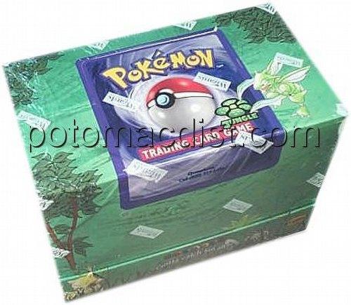Pokemon TCG: Jungle Preconstructed Starter Deck Box (8 Loose Decks)