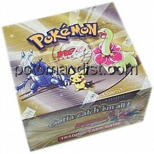 Pokemon TCG: Neo Genesis Booster Box [Unlimited]
