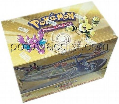 Pokemon: Neo Genesis Preconstructed Starter Deck Box