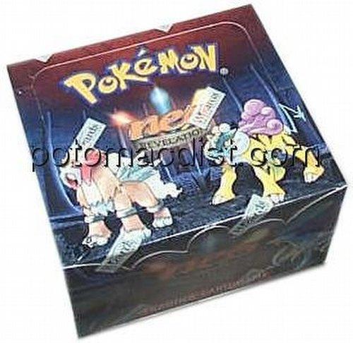 Pokemon TCG: Neo Revelation Booster Box [1st Edition]