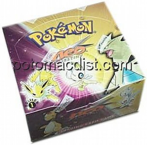 Pokemon TCG: Neo Destiny Booster Box [1st Edition]