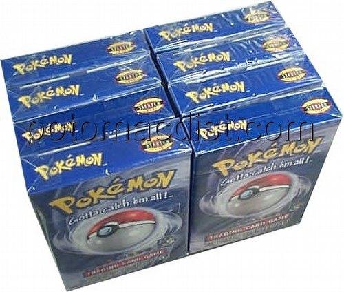 Pokemon TCG: Basic Preconstructed Starter Deck Box [8 loose decks]