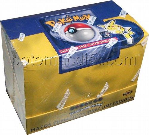 Pokemon TCG: Basic Preconstructed Starter Deck Box [Spanish]