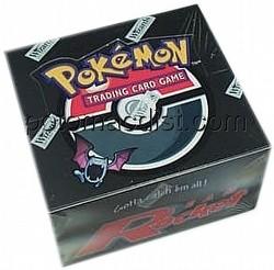 Pokemon TCG: Team Rocket Booster Box [Unlimited Edition]