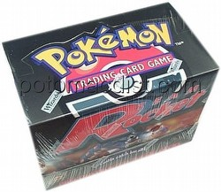 Pokemon TCG: Team Rocket Theme Deck Box